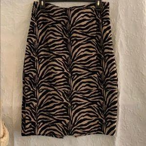 fur skirt